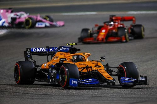 Brown teme a Vettel como rival de McLaren en la F1 2021