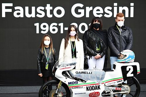 Gresini Racing Ungkap Masa Sulit Ditinggal Pendirinya