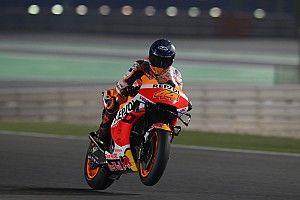 Pol Espargaró ya lidera el test de MotoGP en Qatar