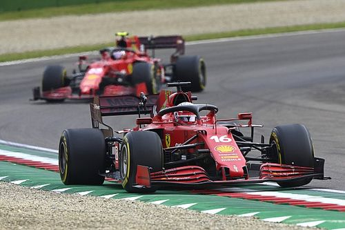 "Binotto: Ferrari's F1 performance so far in 2021 is ""a relief"""