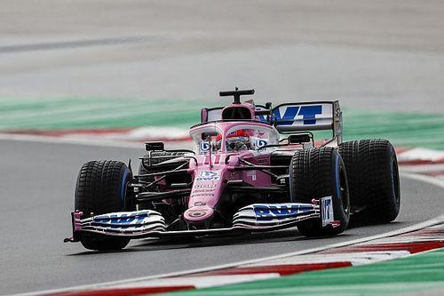 Sergio Perez Bantah Ada Team Order di GP Turki