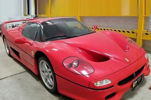 L'incroyable histoire de cette Ferrari volée en 2003 en Italie