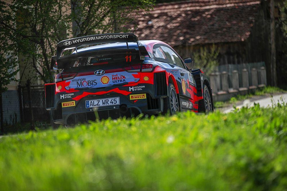 WRC 2021: stage e orari dell'inedito Rally di Ypres