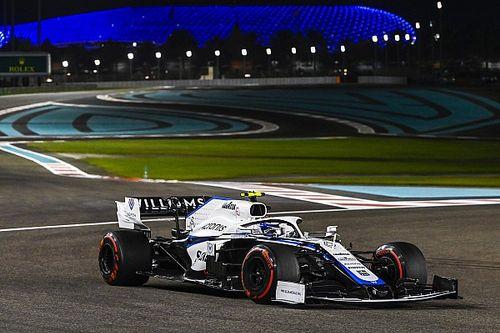 Latifi Pasang Target Serius pada F1 2021