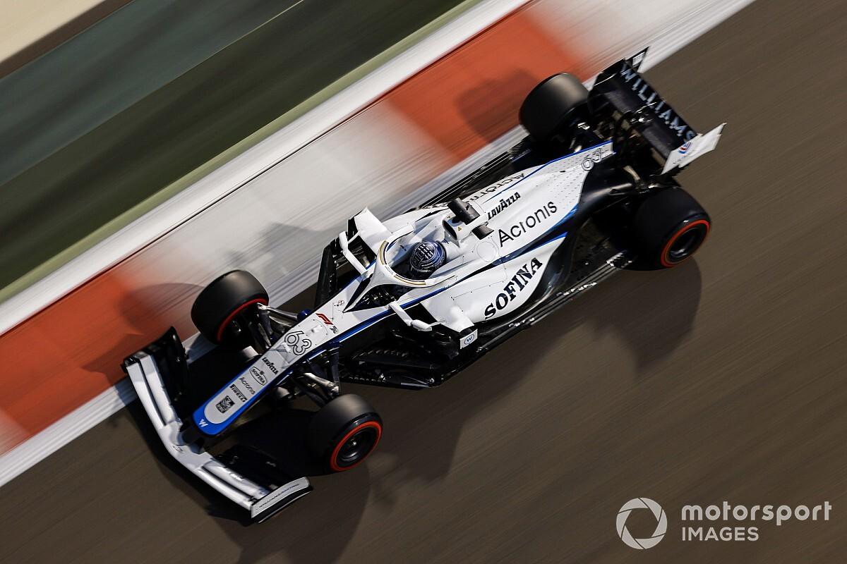 Williams: Russell dà suggerimenti dopo l'esperienza Mercedes