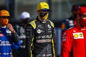 Ocon explica lo difícil de adaptarse al Renault al volver a la F1