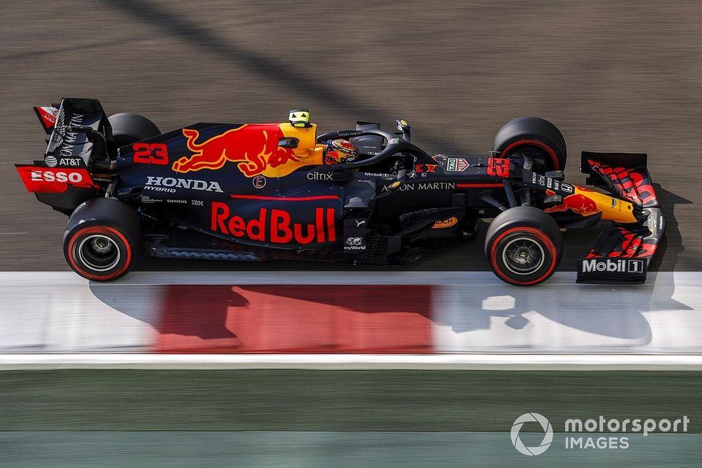 Red Bull officialise le rachat des moteurs Honda après 2021