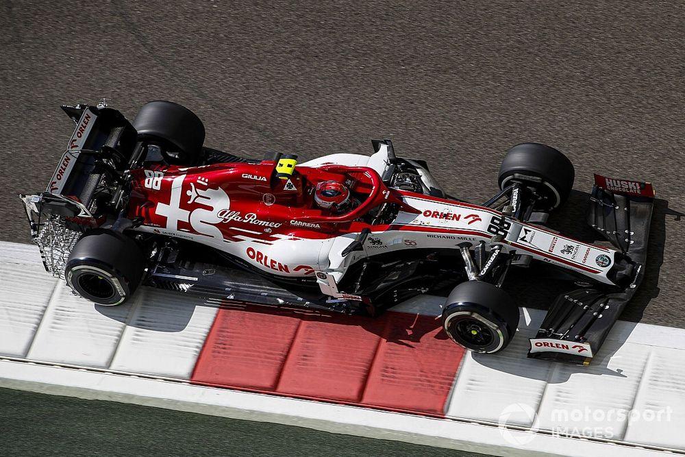 Alfa Romeo chce utrzymać Kubicę w składzie