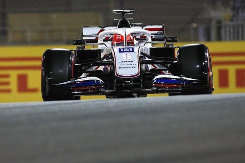 На первой квалификации в Формуле 1 Мазепина подвели тормоза