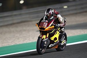 Lowes klasse apart in GP van Qatar, Bendsneyder negende