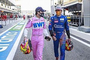 """Berger: """"Verstappen ve Perez harika bir ikili olur"""""""