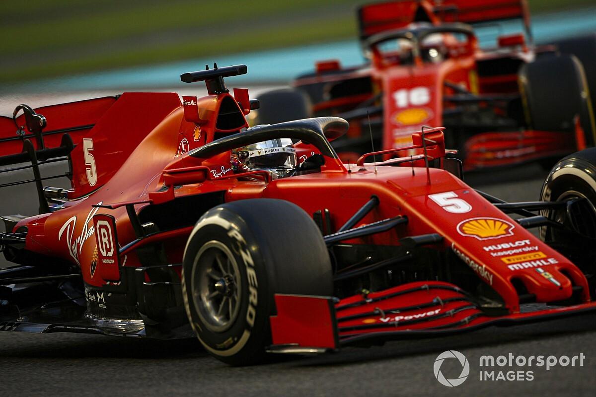 Leclerc elmondta, mi állhatott Vettel szenvedésének hátterében