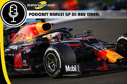Podcast F1: analisi del Gran Premio di Abu Dhabi