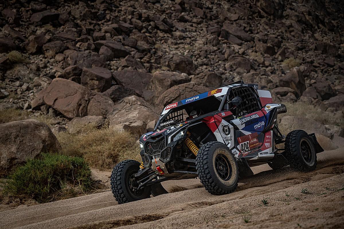 Galeria zdjęć: 11 etap Rajdu Dakar 2021