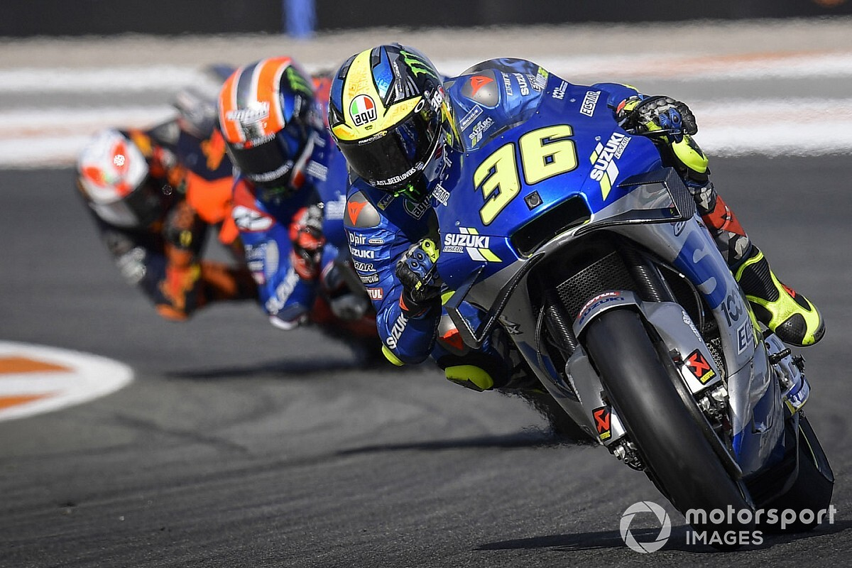 Podcast: How Mir took control of the MotoGP title fight