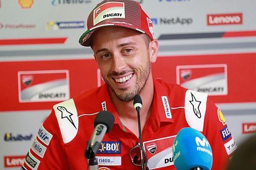 """Dovizioso: """"A Brno stiamo andando più forte rispetto agli ultimi GP. Domani forse provo la carena nuova"""""""