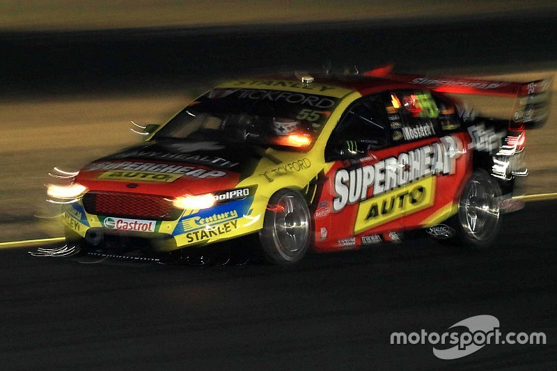 Sydney Supercars: Mostert tops crucial night practice