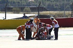 MotoGP-Piloten in Thailand: Lorenzo will fahren, Rabat noch nicht fit