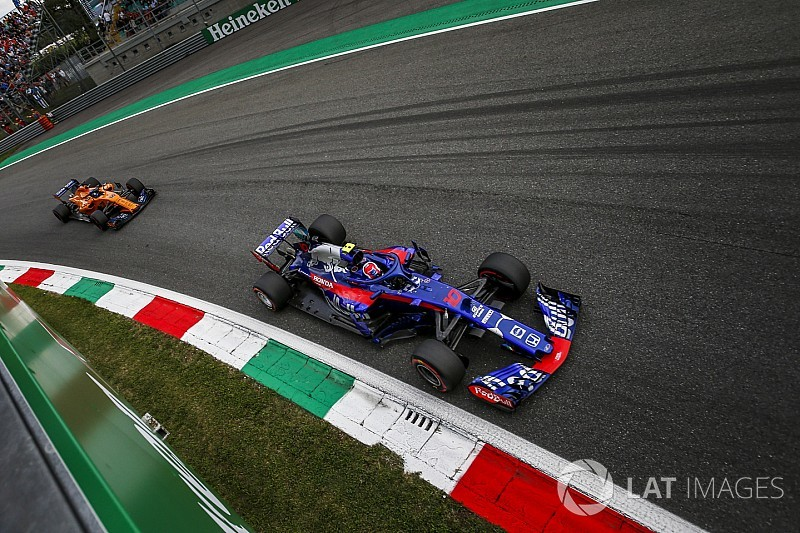 İtalya GP öncesi: Sektör zamanları ve en yüksek süratler