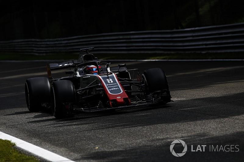 Grosjean lett a leggyorsabb a leggyorsabb csapatok mögött a monzai időmérőn
