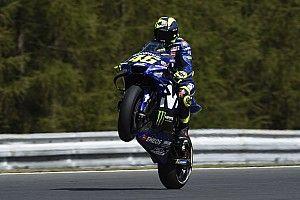 EL3 - Rossi sauve sa place in extremis!