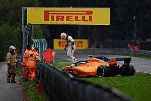 Bottas réprimandé pour l'accident de Vandoorne
