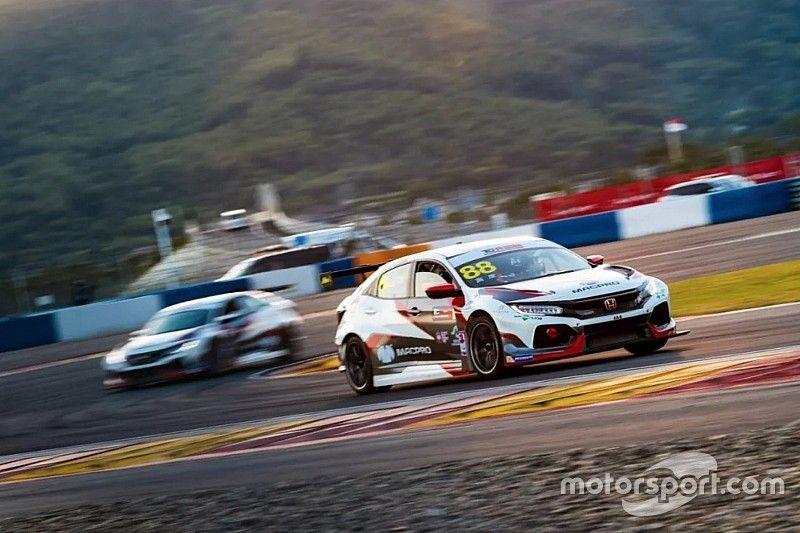 China: Henry Ho ed Eurico De Jesus firmano la doppietta Honda-MACPro nelle prime due gare di Ningbo