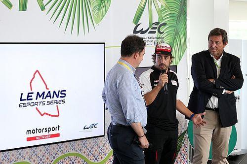 阿隆索:车迷将乐于在未来看到Indy 500虚拟赛