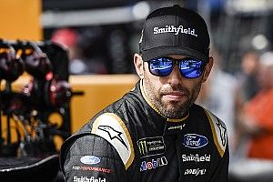 "Aric Almirola's playoff motto: ""Survive and see what happens"""