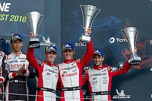 银石6小时:丰田被取消成绩,Rebellion替补夺冠,耀莱成龙DC车队统治LMP2组