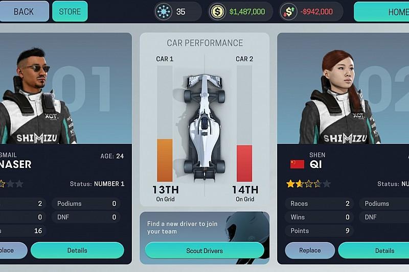 Мобильная игра Motorsport Manager 3 получила дату выхода
