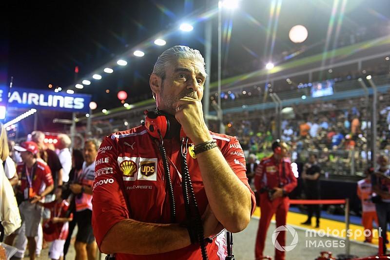 """Brundle : """"Des choses clochaient"""" chez Ferrari sous Arrivabene"""