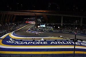 Hoe laat begint de F1 Grand Prix van Singapore?