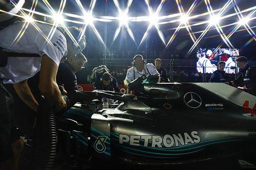 Вольф назвал победу в Сингапуре одной из главных для Mercedes