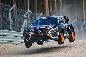 Bakkerud, Doran switch to GC Kompetition in World RX