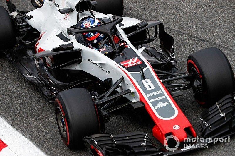 Haas pierde la apelación por la descalificación de Grosjean en Monza