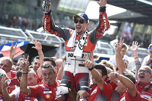 Stats - Ducati au sommet, Yamaha au plus bas