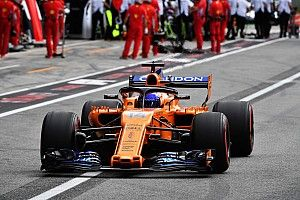 Alonso: Motor kendiliğinden kapandı