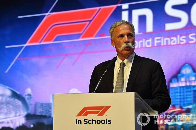 Bemutatták a 2021–es F1–es autó látványtervét