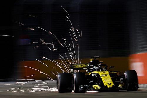 A Renault optimistán várja a Szingapúri Nagydíjat