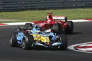 Alonso vuelve a Turquía con el espíritu de aquella lucha con Schumacher