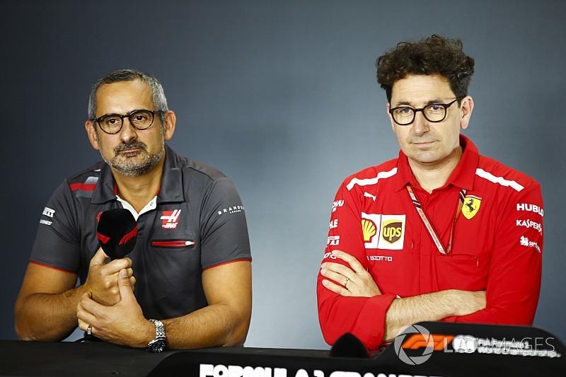 """Binotto: Ferrari'nin başarısındaki temel faktör """"istikrar"""""""