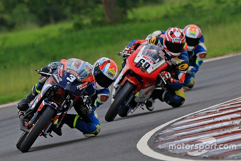 Chennai National Motorcycle: Jagan scores back-to-back wins for TVS