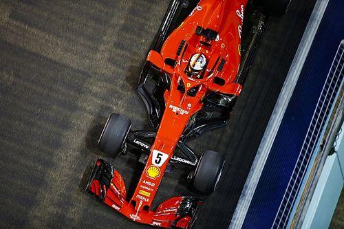 Vettel: Yeterince hızlı değildik