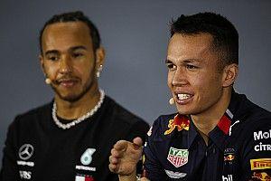 Хэмилтон: Надеюсь, Элбона оставят в Red Bull