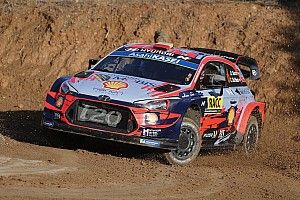 WRC, Rally Catalogna, PS4: Sordo al top nel dominio Hyundai