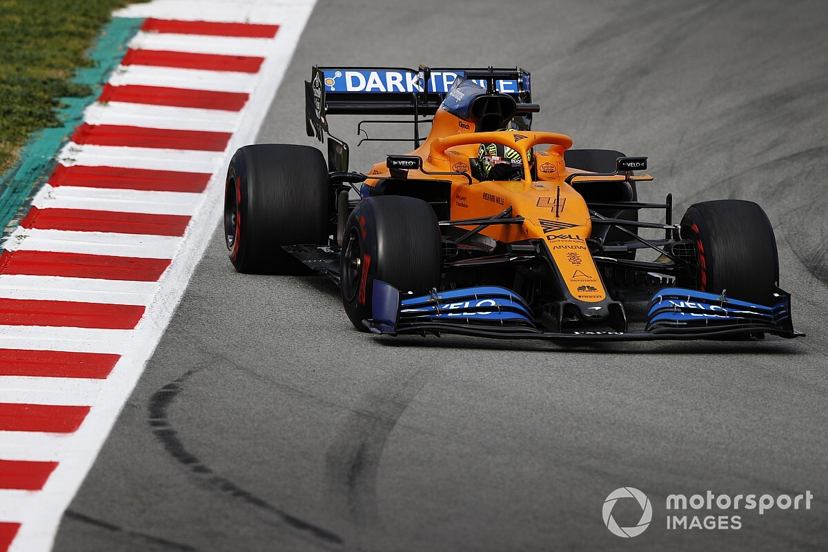McLaren unable to test old F1 car before season start