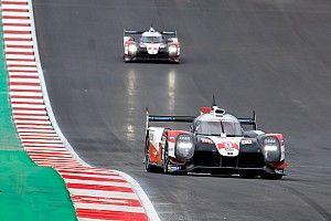 シーズン再開近づくWEC、スパでのハンデ発表。トヨタ2台は1周3秒以上のハンデ背負う