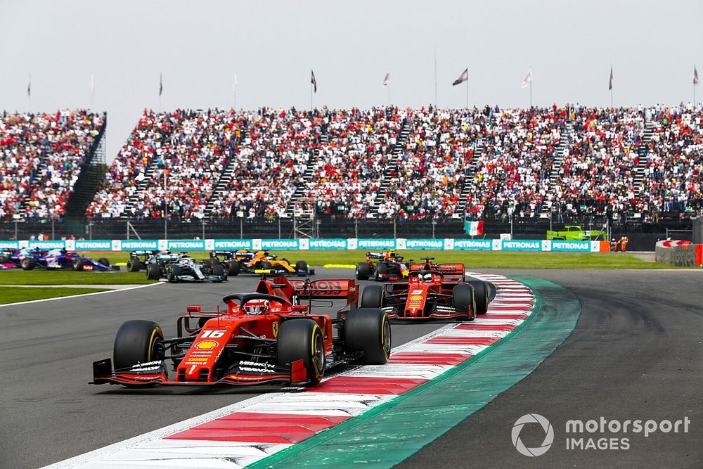 La FIA renforce le contrôle des moteurs en F1