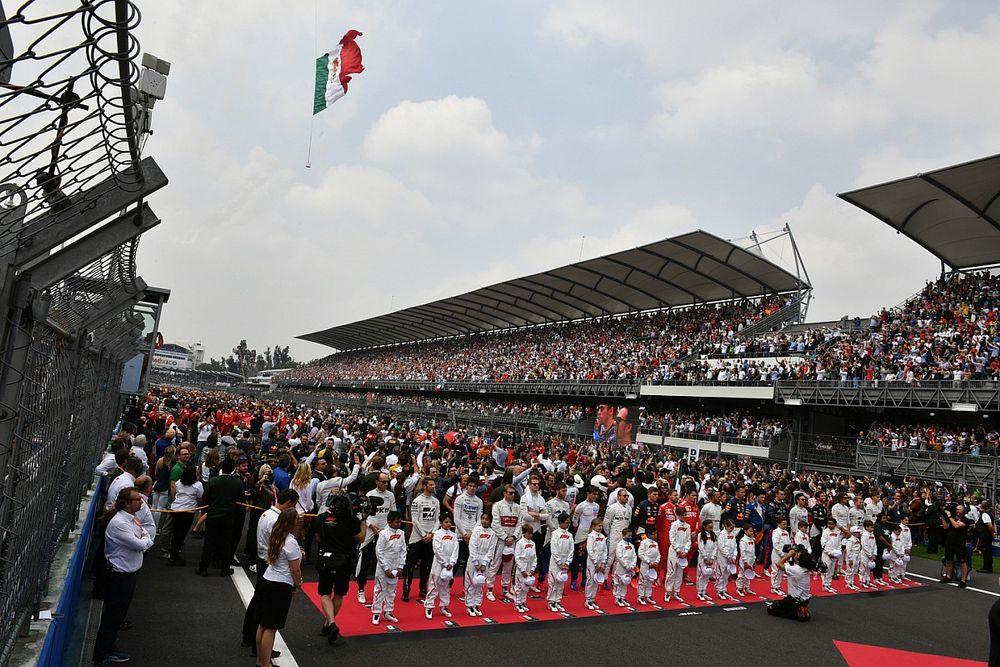 El GP de México revela el protocolo para acceder al circuito